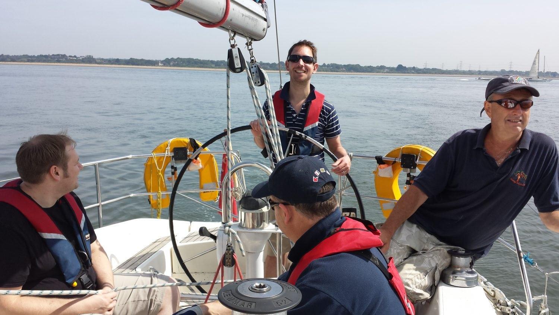 Sailing Triometric social