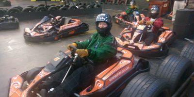 Go Karting Triometric Social