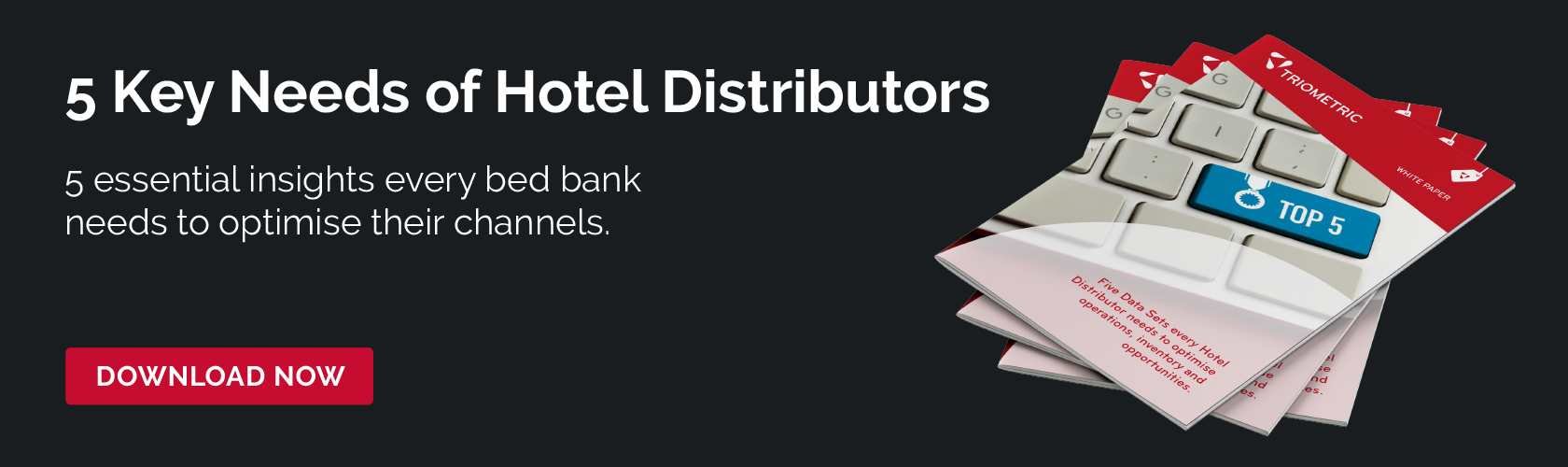 Hotel Distribution metrics