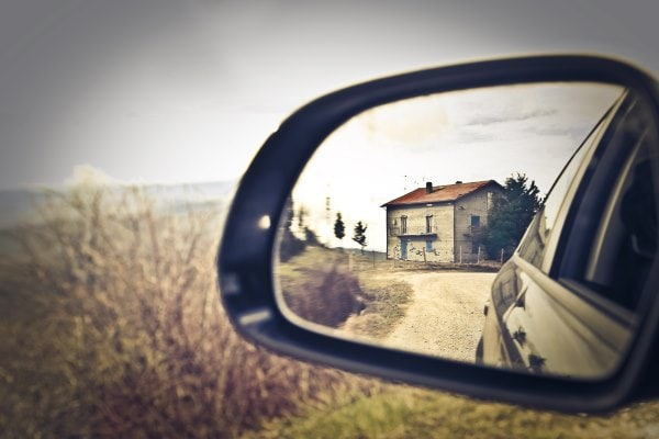 House In Wingmirror Real-time Business Analytics Blog