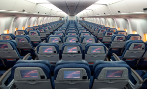 airline seats for NDC benefits