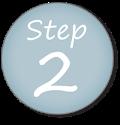 Step three- trio training