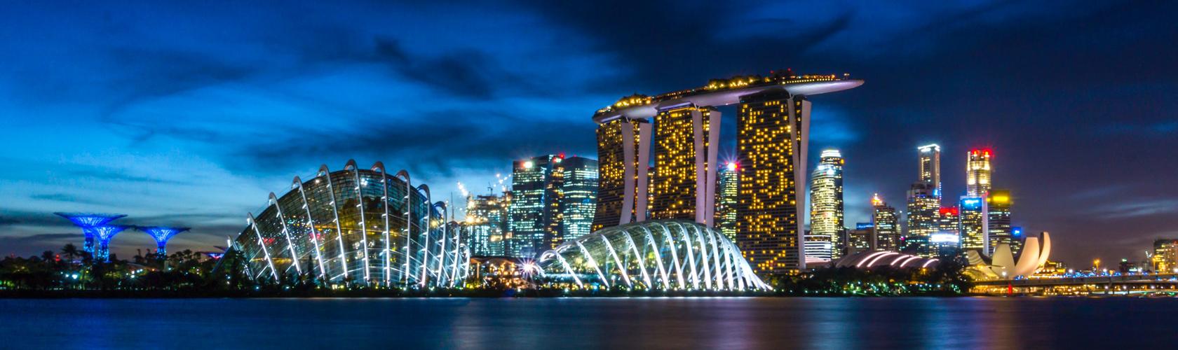 ITB Asia event, Singapore, Oct 2019