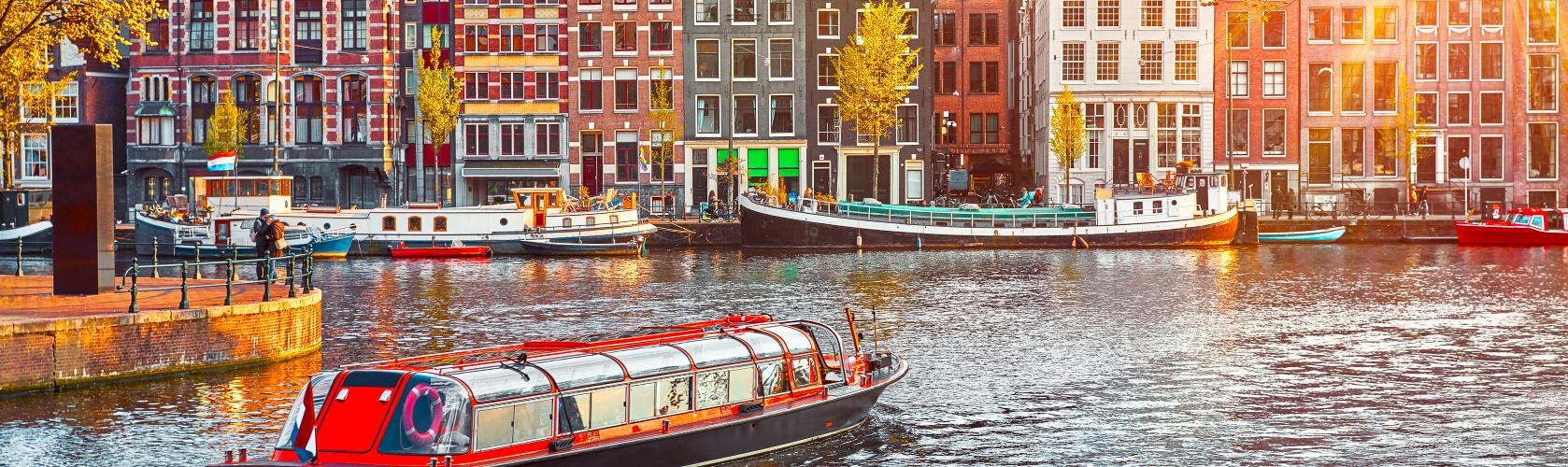 EyeforTravel-Revenue Optimisation in Amsterdam