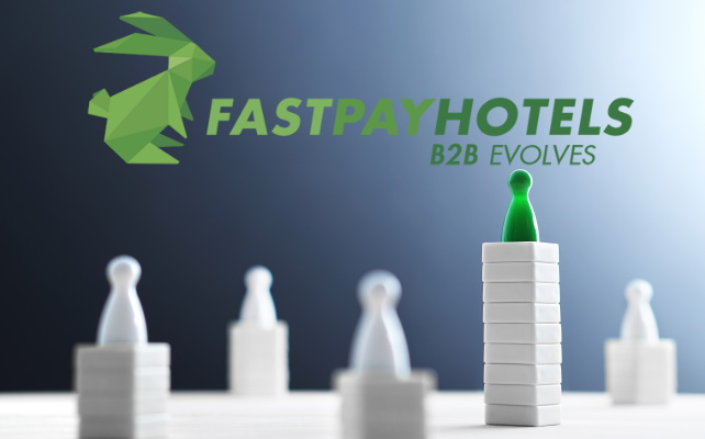 Fastpayhotels-hotel Distribution Disruptor