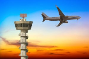 Aircraft Control Tower NDC Blog