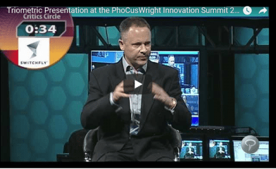 Triometric Presentation PhoCusWright Video